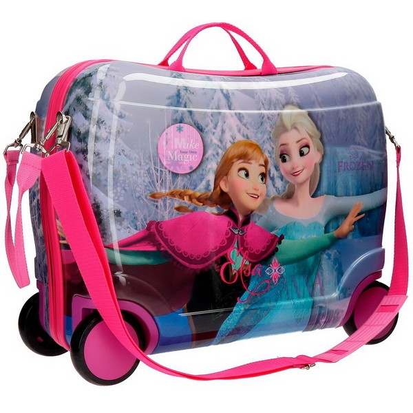 maleta correpasillo frozen