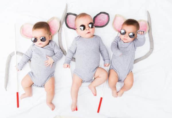 disfraz para bebés