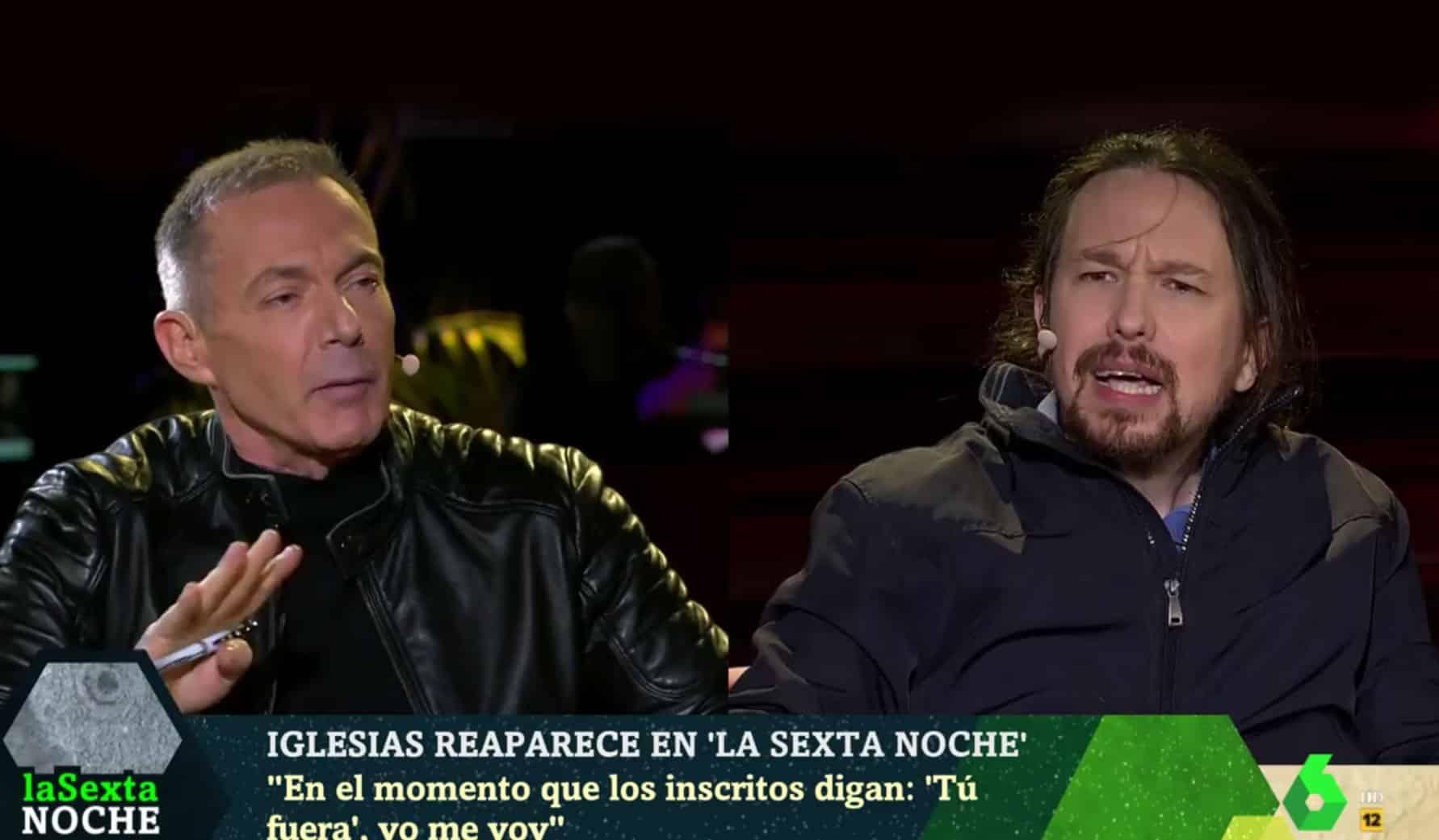Pablo Iglesias VS Hilario Pino