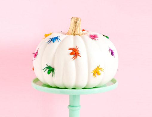 calabazas de halloween sin vaciar