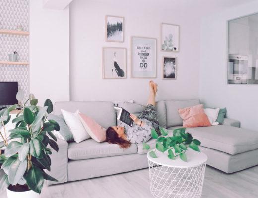 sofá ikea kivik gris