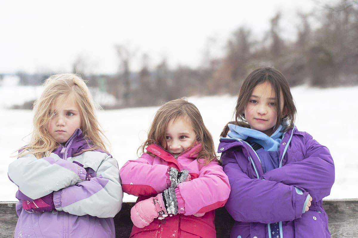 Cómo elegir el mejor abrigo de invierno para su hija